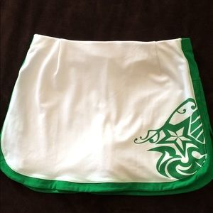Nike Shorts - Nike Tennis skirt with shorts under.size Small